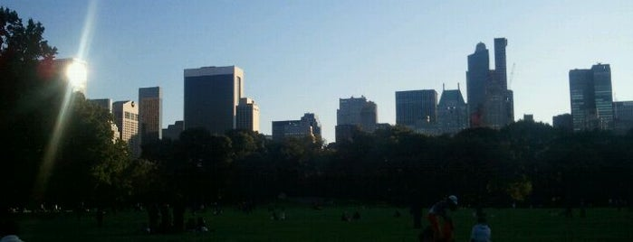 Central Park is one of A faire à New-York en une semaine.
