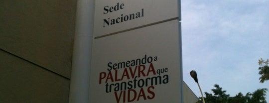 SBB - Sociedade Bíblica do Brasil is one of Leonardo: сохраненные места.