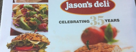 Jason's Deli is one of Aptraveler 님이 좋아한 장소.