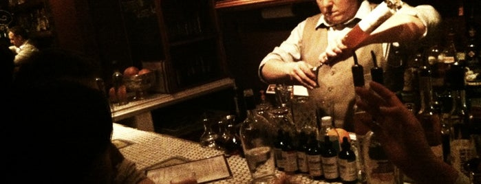Amor y Amargo is one of Top 11 Bars of 2011 - Shecky's.