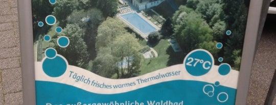 Thermalfreibad is one of Schwimmbäder und Badeseen.