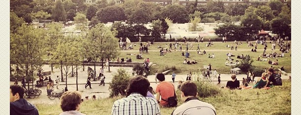 Mauerpark is one of Berlin.