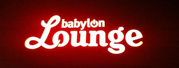 Babylon Lounge is one of İstanbul'da Kültür ve Sanat: theMagger Ajanda.