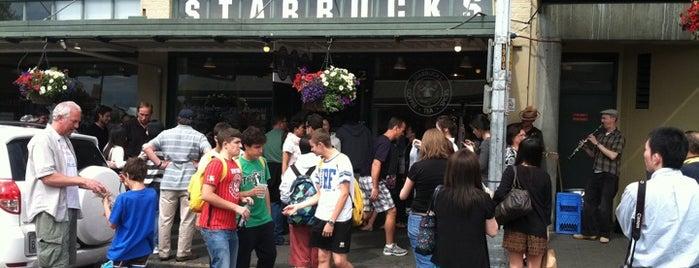 Starbucks is one of US West Coast.
