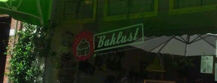 Baklust is one of Random places.