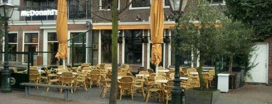 Restaurant Scarlatti Leiden is one of MAG: сохраненные места.