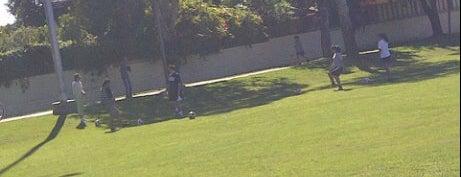 Santa Anita Park is one of California.
