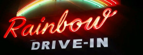 Rainbow Drive-in is one of Eat as the Obamas.