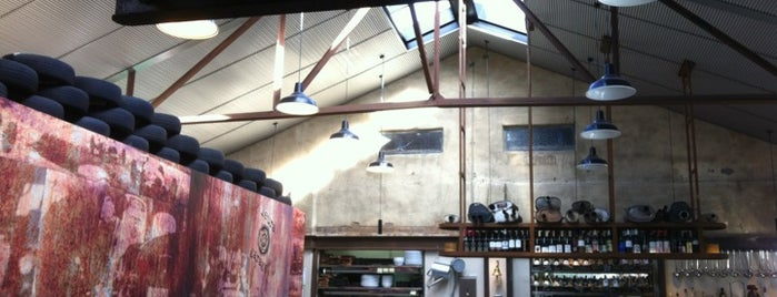 Leura Garage is one of Dub and co.