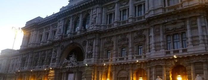 Corte di Cassazione is one of Rome.