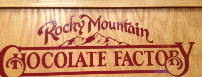 Rocky Mountain Chocolate Factory is one of PXP.