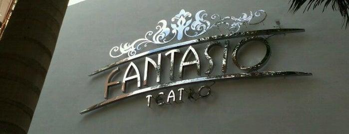 Teatro Fantasio is one of Mariana : понравившиеся места.