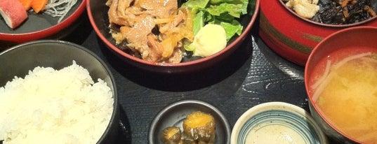 魚然 is one of 新宿御苑前ランチ処(CP重視).