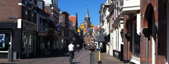 Keizerstraat is one of The Hague.