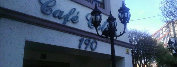 Café Colon is one of Día 2.