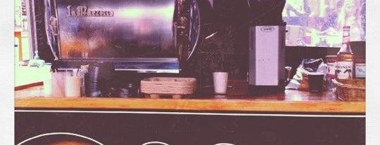 Flat Cap Coffee Co is one of An Aussie's fav spots in London.