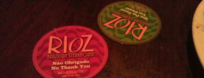 Rioz Brazilian Steakhouse is one of Top Picks for Restaurants/Food/Drink Spots.