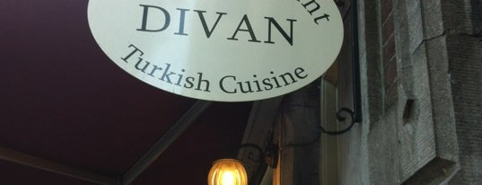 Divan is one of amsterdam.