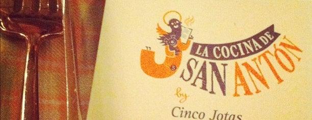 La Cocina de San Antón is one of MAD x2.
