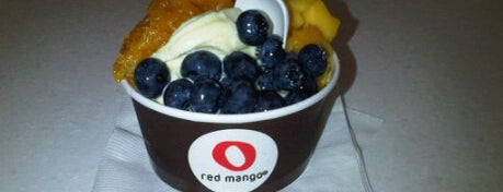 Red Mango is one of Dessert Stops.
