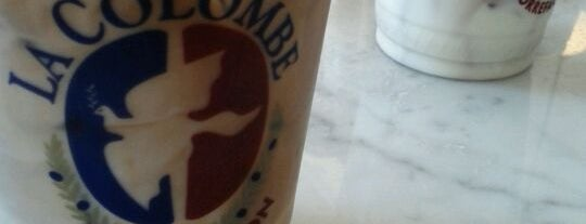 La Colombe Coffee Roasters is one of Best coffee. Period..