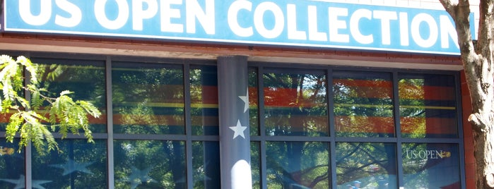 US Open Collection Store is one of US Open Shopping.
