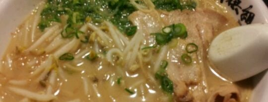 Fave Ramen or Pho in the South Bay