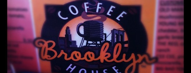 Brooklyn Cafe and Organic Kitchen is one of GF Options.