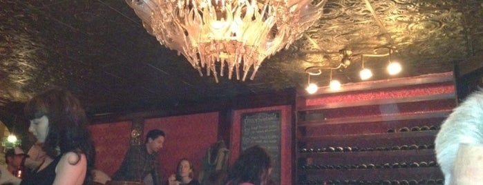 The Bourgeois Pig is one of Good Restaurants.