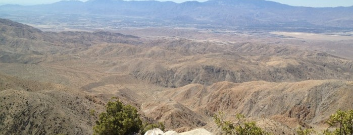 Keys View is one of Desert Destinations.