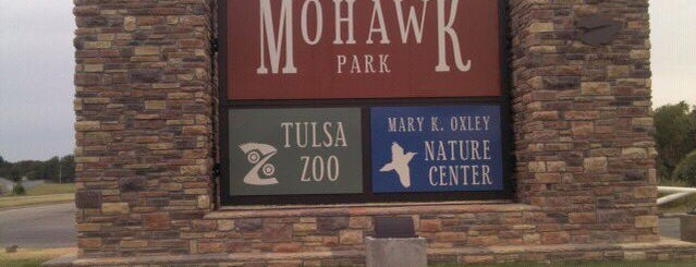 Tulsa Zoo is one of Tulsa Time.
