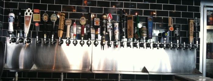Neighborhood is one of Craft beer on tap in San Diego.