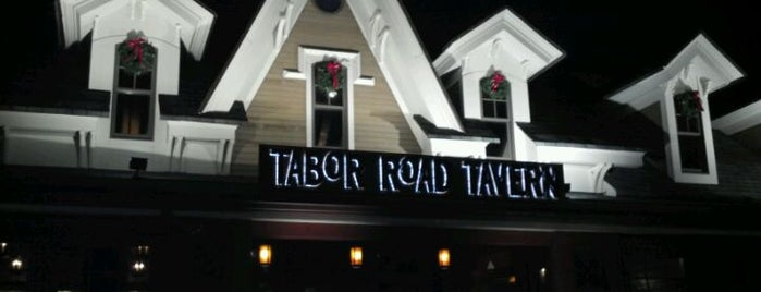 Tabor Road Tavern is one of Restaurants.