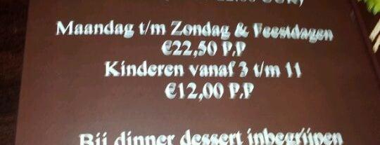 Moshi Moshi is one of Tips weekendje weg Antwerpen.