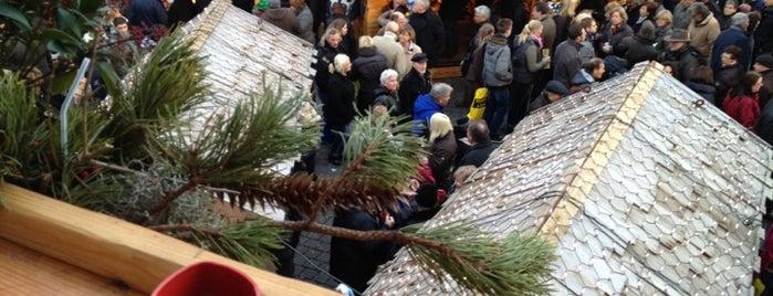 Wendlers Almhütte is one of Weihnachtsmärkte Ruhr.