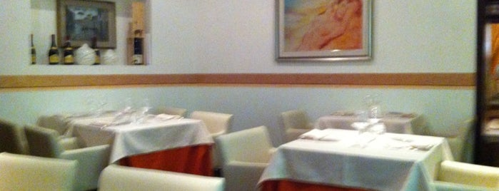 Ristorante Crispi 19 is one of That dolce far niente thing -R.