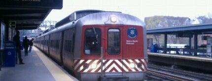 New Haven Line & Northeast Corridor (Metro-North)