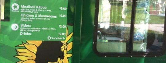 Tasty Kabob is one of Washington DC Food Trucks.