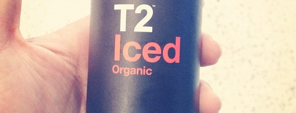 T2 Tea is one of Posti che sono piaciuti a James.