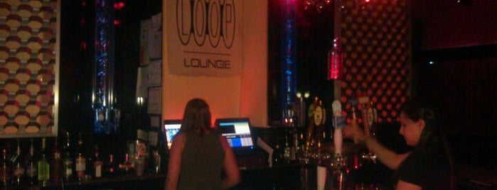 Loop Lounge is one of New Experiences.
