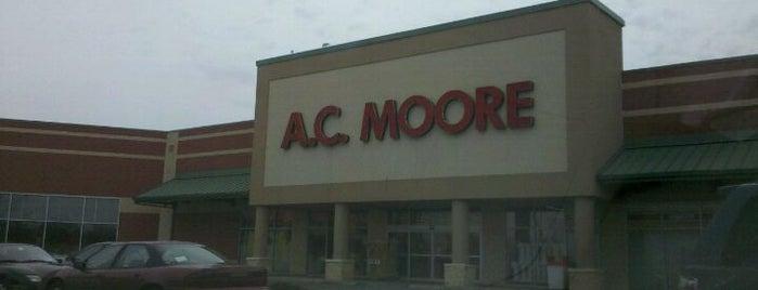 A.C. Moore Arts & Crafts is one of Lugares favoritos de Christopher.