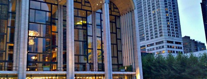 Lincoln Center for the Performing Arts is one of NY Must by Bellita!.