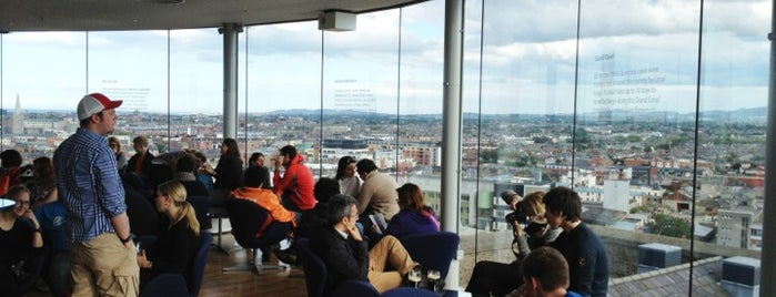 Gravity Bar is one of Ireland to-do.