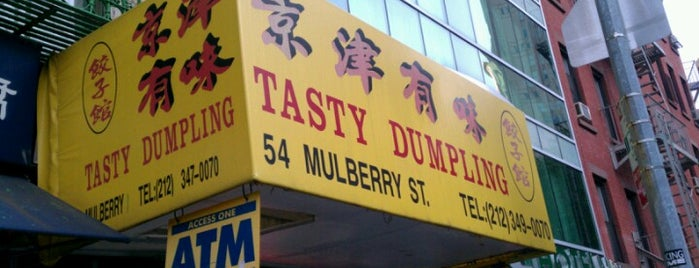 Tasty Dumpling is one of New York City.