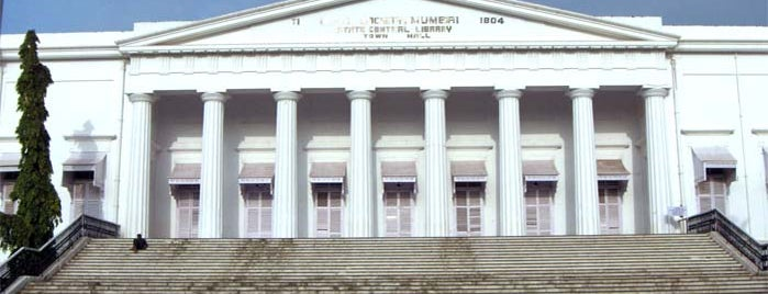 Asiatic Society Library (Town Hall) is one of Mumbai, India.