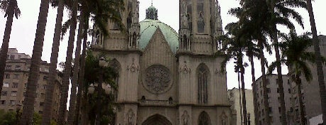 Catedral da Sé is one of Descobrindo SP.
