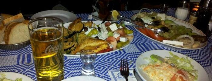 Ach! Niko Ach! is one of Greek food.