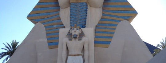 Luxor Hotel & Casino is one of All-time favorites in United States (Part 1).