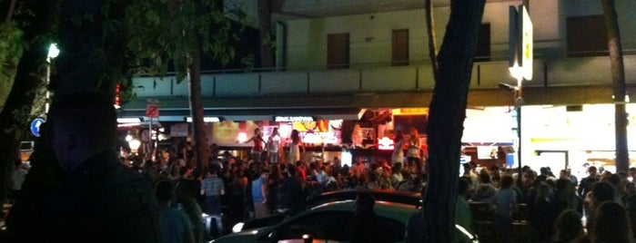 Zouk Santana Milano Marittima is one of romagna nightlife.