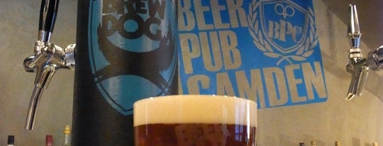 Beer Pub Camden is one of Tokyo.